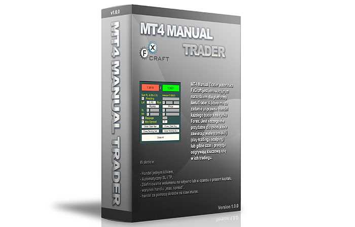 mt4 manual trader