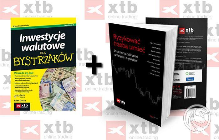 Pakiet książek od xtb