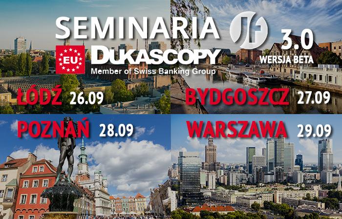 seminaria Dukascopy
