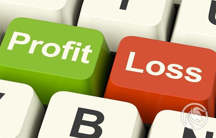 social trading profit loss