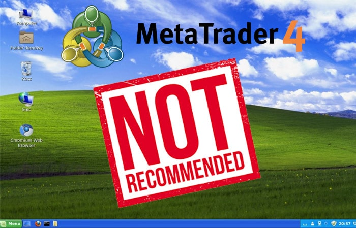 metatrader 4 windows xp