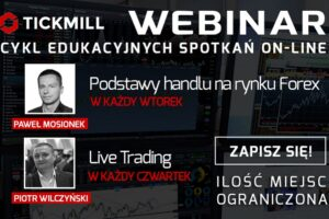 Webinary Tickmill i Forex Club