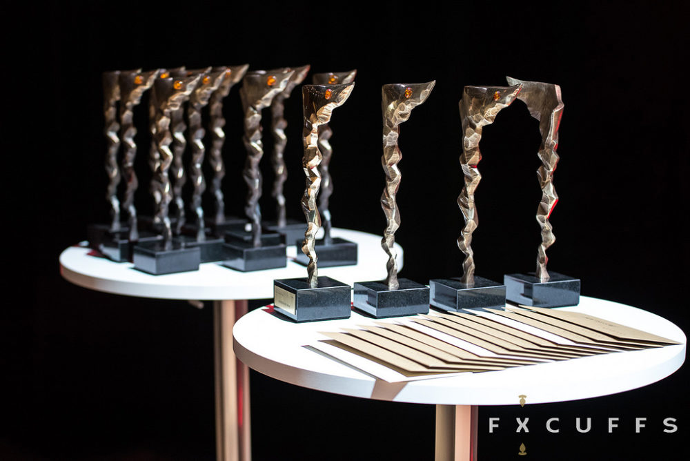 fxcuffs 2018 nagrody