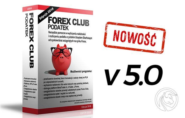 forex club podatek 6.0