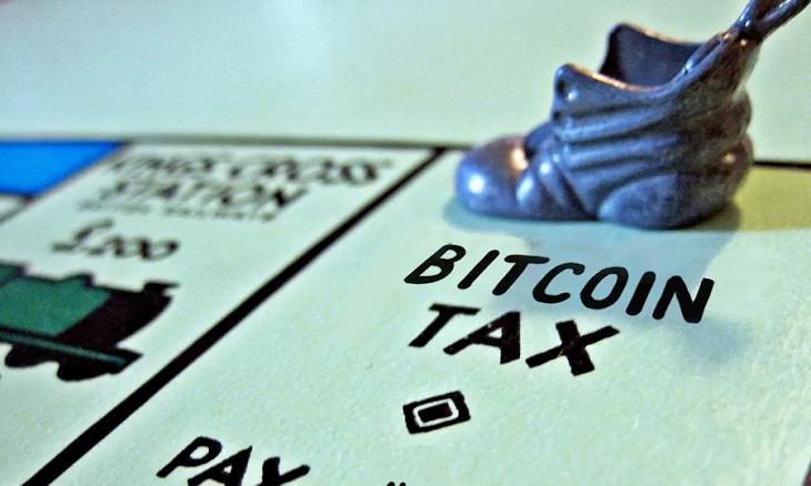 bitcoin podatki kryptowaluty