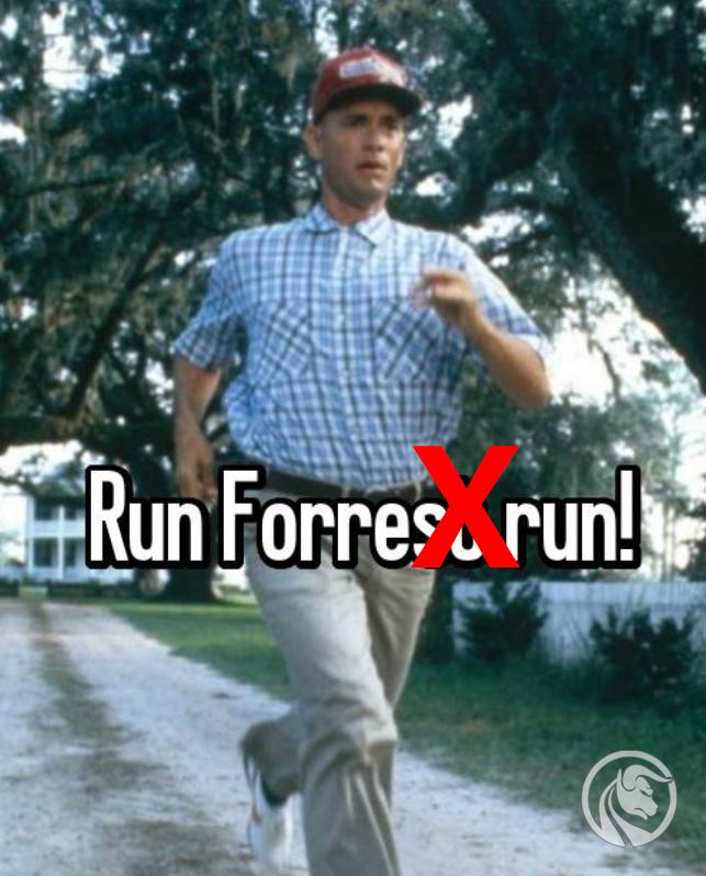 run forex run