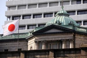 banca del Giappone