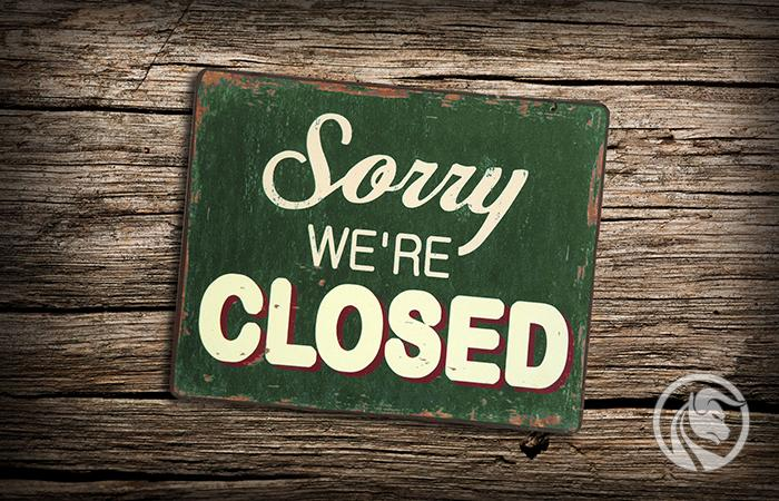 coinroom closed
