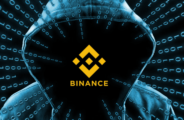 Bitcoin di furto di binance