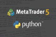 metatrader 5 aktualizacja python
