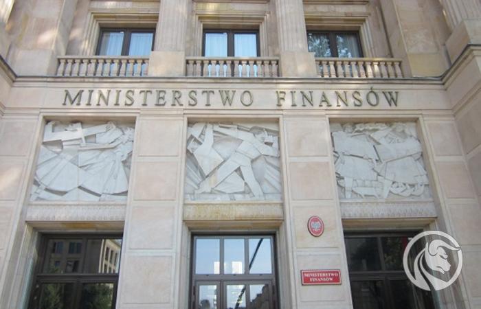 ministerstwo finansow forex