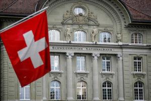 szwajcarski bank narodowy