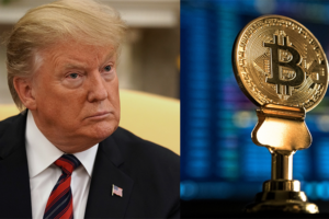 tweet trump bitcoin