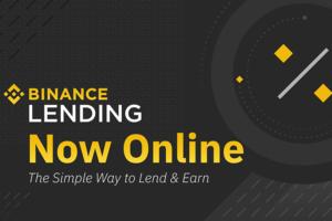 binance lending