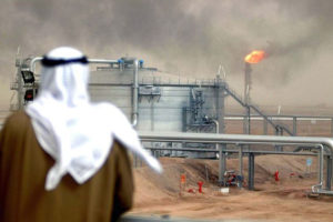 ropa naftowa arabia saudyjska