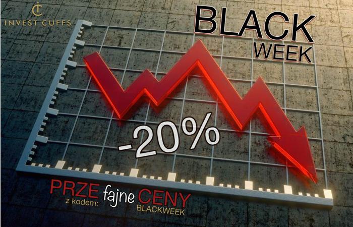 Black Week Invest Cuffs