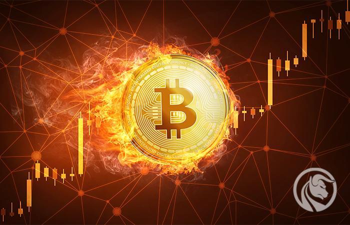bitcoin po 100 000 USD