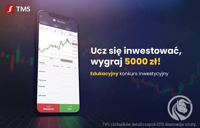 konkurs forex tms brokers 5