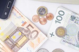 Taxa de câmbio EURPLN