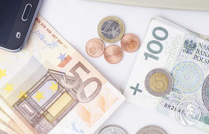 Tasso di cambio EURPLN