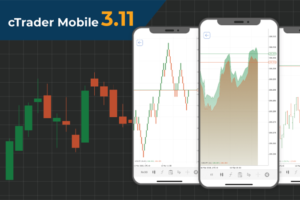 range bar ctrader mobile
