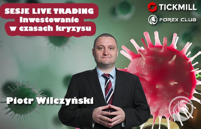 live trading koronawirus