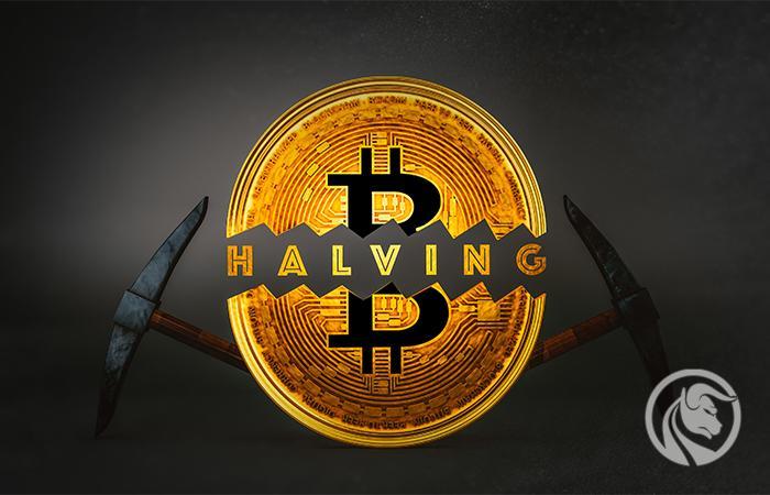 reduzir pela metade o bitcoin