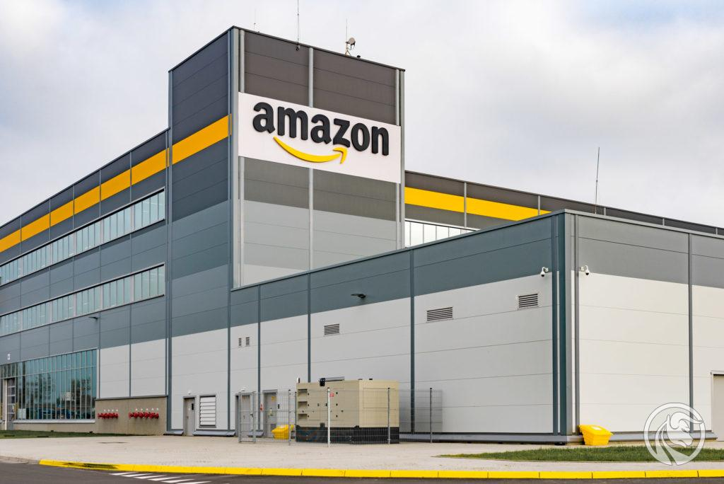 jak kupić akcje amazon logistyka