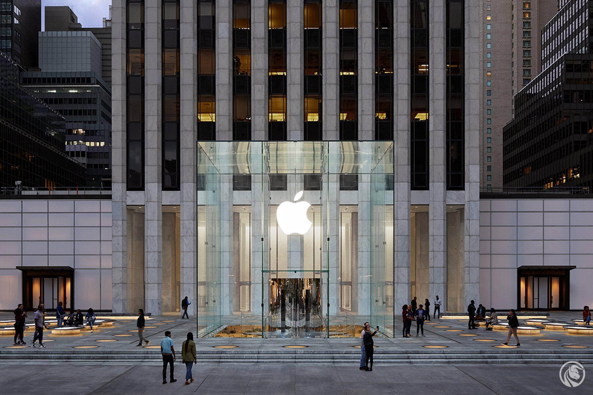 come acquistare azioni Apple Store