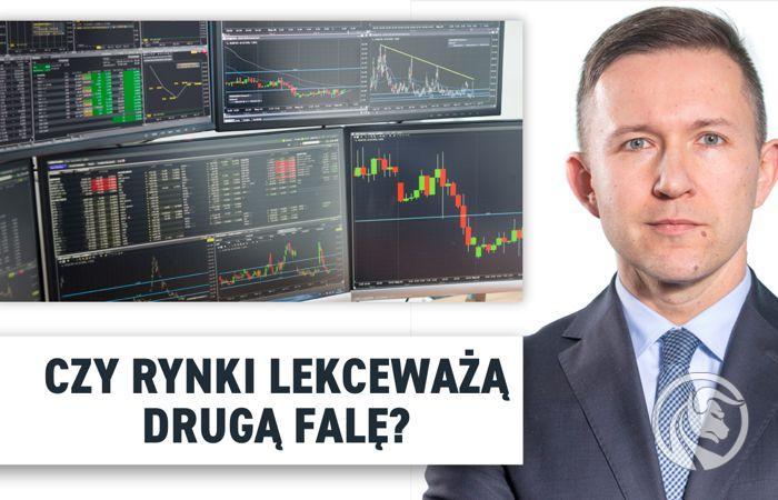 Czy rynki lekcewaza druga fale
