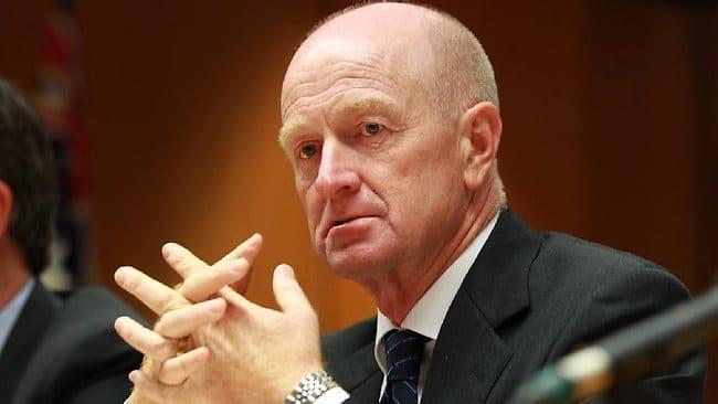 Glenn Stevens Reserve Bank of Australia
