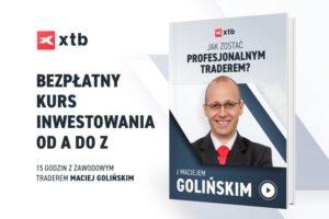 Curso de investimento com Maciej Golinski