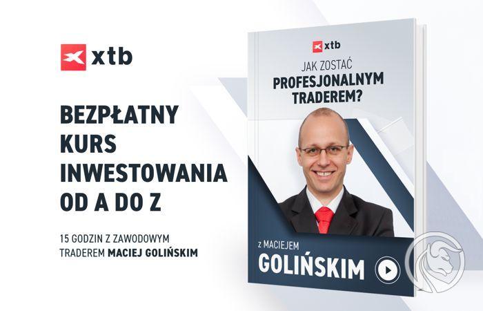 Kurs inwestowania z Maciejem Golinskim