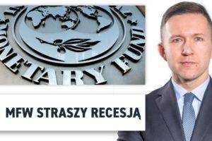 FMI ameaça recessão