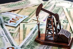 cena ropy naftowej