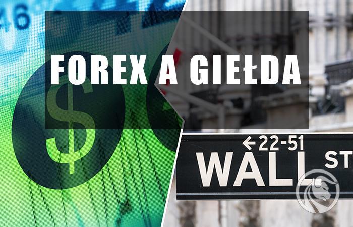 forex a giełda