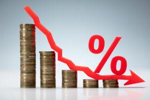 taxas baixo interesse