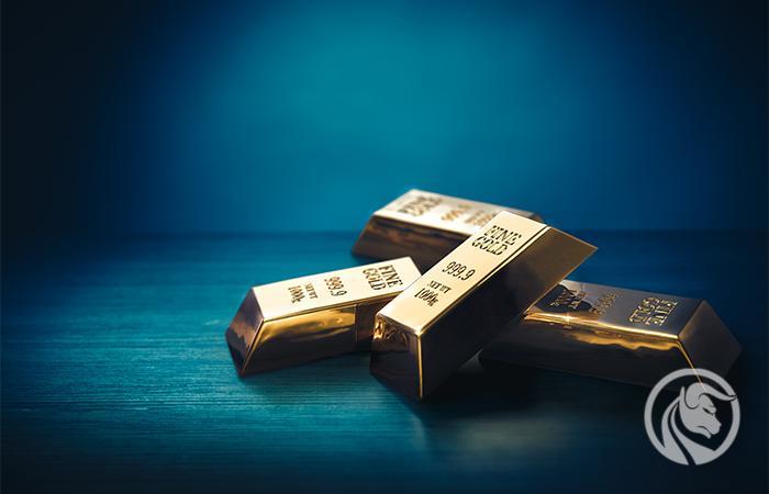 złoto wzrosty