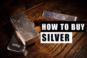 jak kupić srebro poradnik