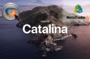 metatrader 4 su macos catalina