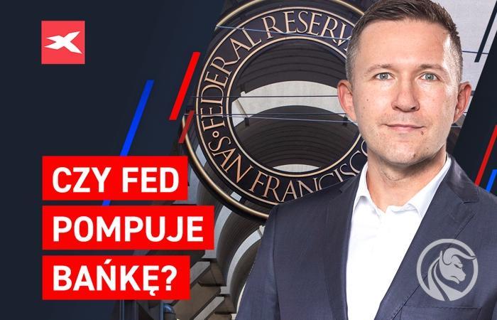 Czy FED pompuje banke
