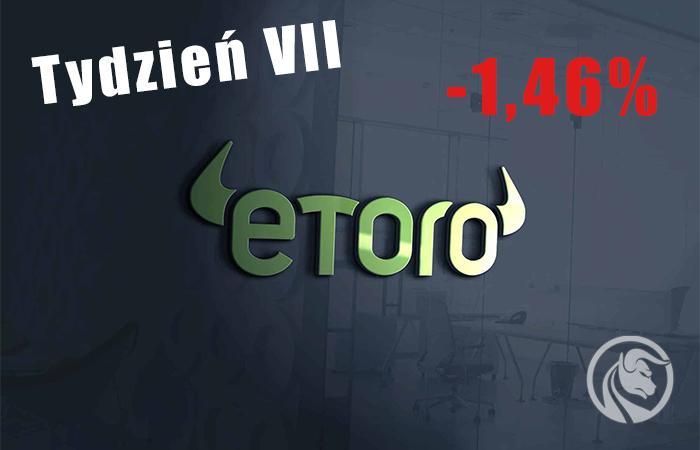 eToro ranking