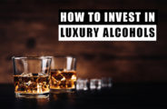 como investir em álcool de luxo