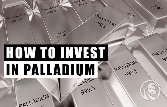 jak inwestować w pallad