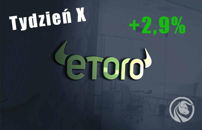 test eToro 10 tygodni