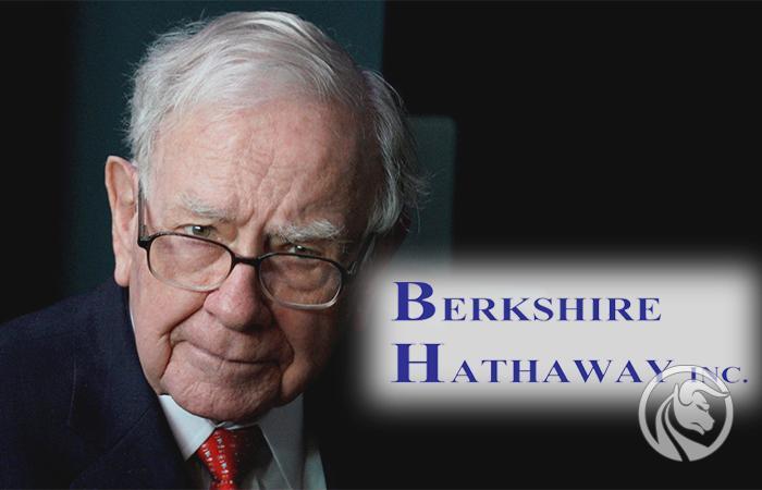 Berkshire Hathaway compartilha Warren Buffett