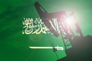 petrolio dell'arabia saudita