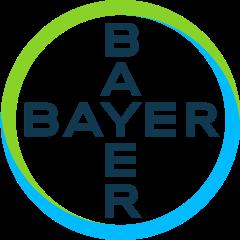 bayer logo niemiecka gielda