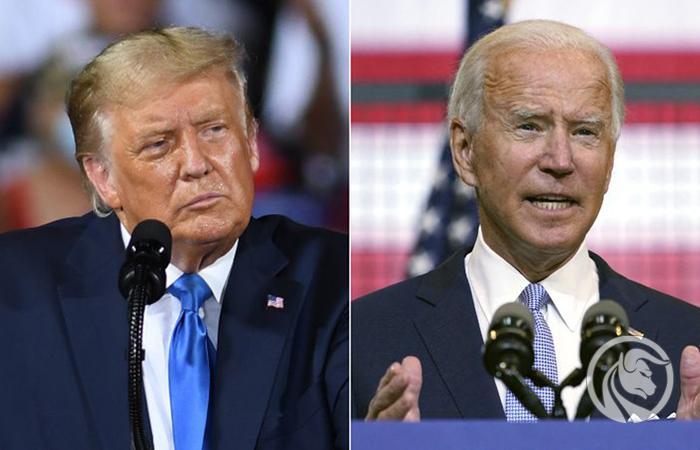 debata prezydencka trump - biden