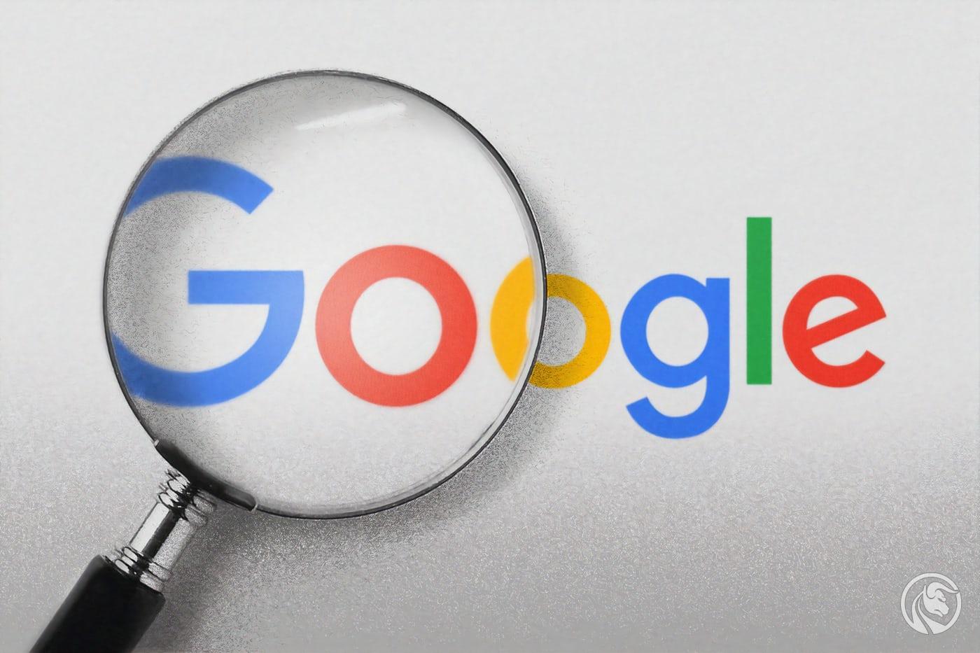 akcje google google